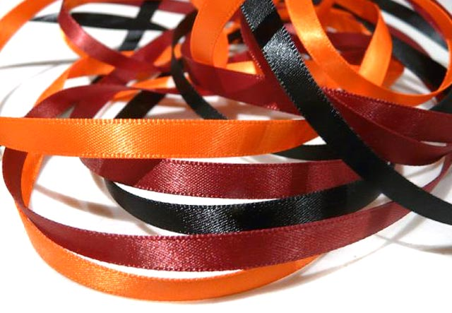 customised ribbon