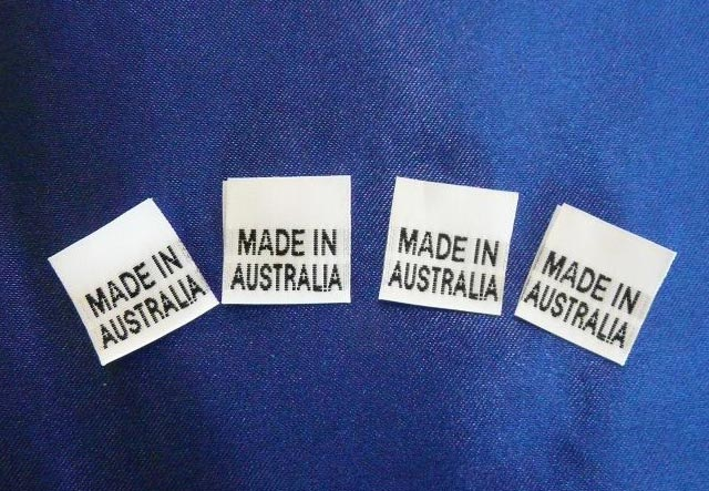 woven label Creations